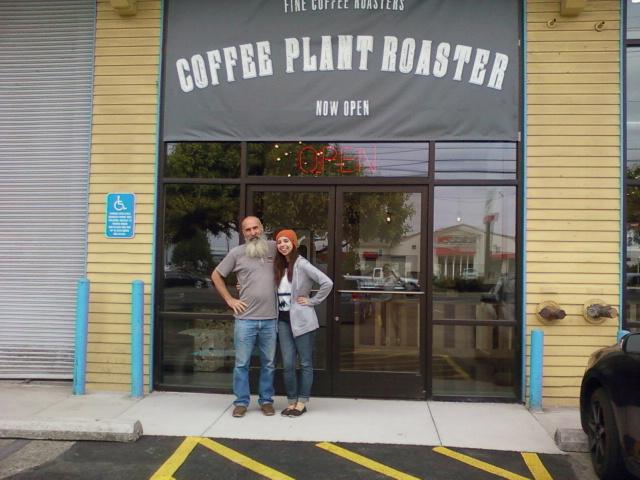 Eugene Oregon Coffee Plant Roaster Or