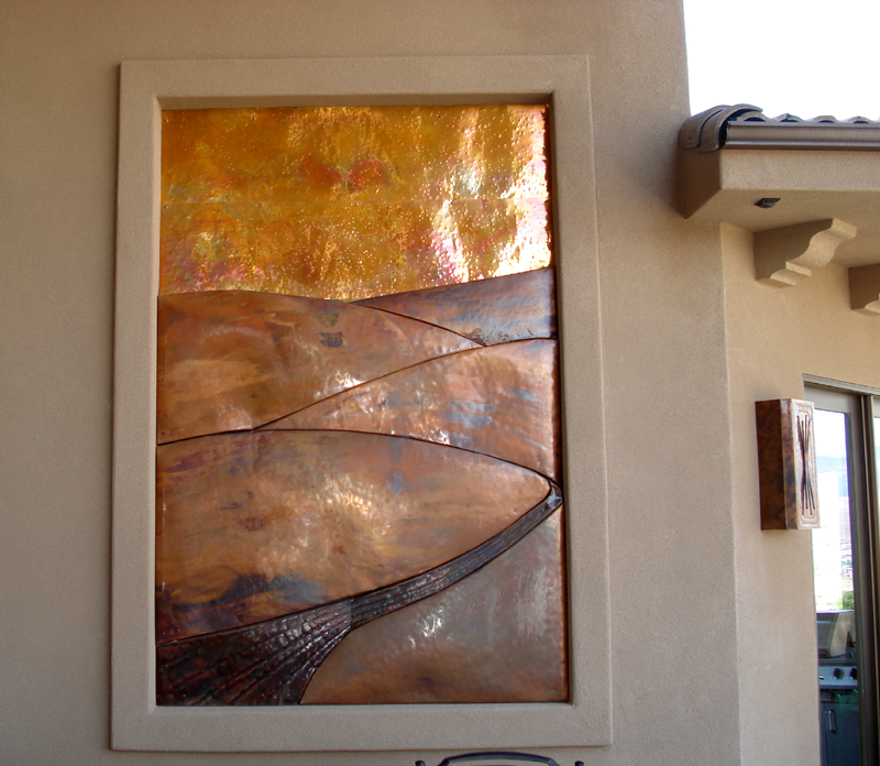 Copper Art Outdoors